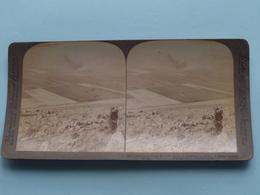 Mount Of Beatitudes, Galilee, Palestine ( N° 81 ) Stereo Photo : Underwood & Underwood Publi ( Voir Photo ) ! - Stereoscopic
