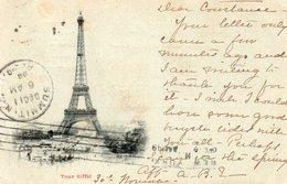 PARIS ( 75 )  Tour Eiffel . - Eiffeltoren