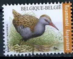 Belgique - Belgium - Belgien 2017 Y&T N°(1) - Michel N°4717 (o) - Recommandé Rale D'eau - Belgique
