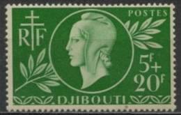Somalie, N° 253** Y Et T - Côte Française Des Somalis (1894-1967)