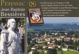 46 PRAYSSAC / MULTIVUES / STATUE MARECHAL BESSIERES - France