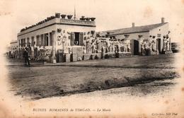 ALGERIE - RUINES ROMAINES DE TIMGAD LE MUSEE - Algeria