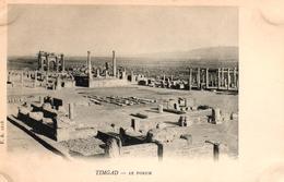 ALGERIE - TIMGADE LE FORUM - Algeria