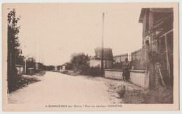 CPA BONNIERES SUR SEINE Rue Du Docteur REBIERE - Bonnieres Sur Seine