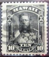 HAWAI                N° 32             OBLITERE - Hawaii