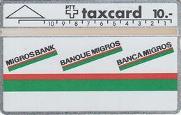 K-91/30A Banque Migros 104F - Switzerland