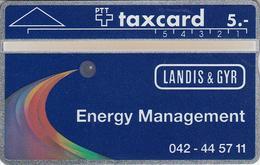 K-91/49 Landis&Gyr Energy Managment 106D - Switzerland