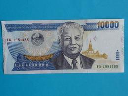 LAOS  10.000  KIP  2003 Spl - Laos