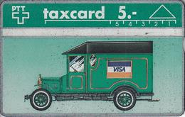 K-91/59B Visa Green German 108E - Switzerland