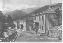 VENDO N.1.CARTOLINA LUICCIANA E' UNA FRAZIONE DEL COMUNE DI CANTAGALLO(PO)CASE POPOLARI - Prato