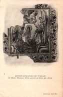 ALGERIE - RUINES ROMAINES DE TIMGAD - LE MUSEE MOSAIQUE DIANE SURPRISE AU BAIN PAR ACTEON - Algeria