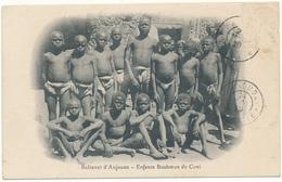 SULTANAT D'ANJOUAN - Enfants Bushmen De Coni - Comores