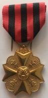 Médaille Civique. Croix Pour Ancienneté De Service - Professionals / Firms