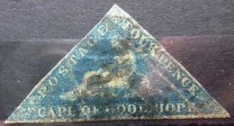 CAP DE BONNE ESPERANCE               N° 4     Aminci             OBLITERE - Afrique Du Sud (...-1961)