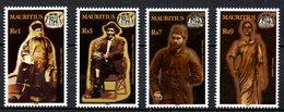 MAURICE. N°958-61 De 2000. Personnalités. - Mauritius (1968-...)
