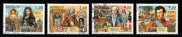 Monaco 1997 : Timbres Yvert & Tellier N° 2113 - 2115 - 2121 Et 2123. - Gebruikt