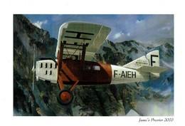002 Carte Aeropostale  Ski 2003 Latecoere - Aéreo