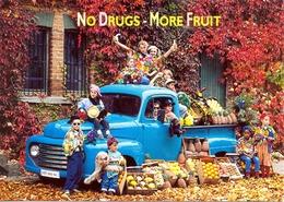 Allemagne - Schützt Kinder Vor Drogen - Prévention De La Drogue Chez Les Enfants - No Drugs - More Fruit - 5551 - Santé
