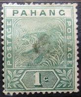 PAHANG              N° 5               OBLITERE - Pahang