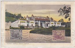 """Kuala Lumpur """"Chans"""" Temple - 1930    (180315) - Malaysia"""