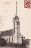 RUILLE-SUR-LOIR-180304-LA CHAPELLE DU COUVENT- ECRITE- - France