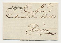 Leiden - Hodimont 1777 - Nederland