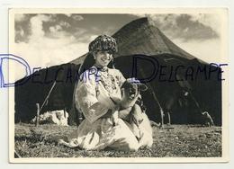 Le Maroc Artistique. Jeune Fille Berbère. Agneau. Photos éditions . G. Gillet - Marokko
