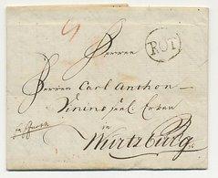 Rotterdam - Wurtzburg 1781 - Nederland