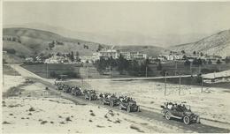 Automobile Stages At Mammoth - Etats-Unis
