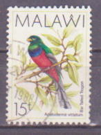 66-785/ MALAWI  - 1988   BIRDS   Mi 507 O - Malawi (1964-...)