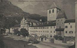 BOLZANO GRIES CHIESA E MONASTERO MURI-GRIES 1930 TRAMWAY - Bolzano (Bozen)
