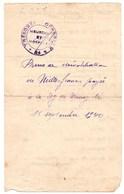 Prime De Démobilisation : Meurthe Et Moselle  16/09/1940 - 1939-45