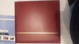 SAFE : 1 Album En Skaï Ouatiné Avec Pages SAFE/Dual Luxembourg De 1945 à 2003 - Albums & Bindwerk