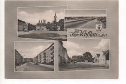 4530  750 JAHRE ROßLAU / ELBE   1965 - Rosslau