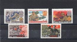 URSS 1963 ** YV. 2675 PLI-CREASE - 1923-1991 URSS