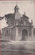 Geraardsbergen Grammont Bouwwerf (+/- 1906) Geanimeerd Chapelle De La Montagne Kapel Onze-Lieve-Vrouw Van Oudenberg OLV - Geraardsbergen