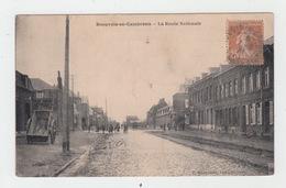59 - BEAUVOIS EN CAMBRESIS / LA ROUTE NATIONALE - Other Municipalities