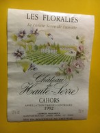8012 - Les Floralies Le Huate Serre De L'Année Château De Haute- Serre 1992 - Cahors
