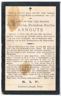Dp. Arnouts Maria. ° Gheel 1887 † Gheel 1922 - Religion & Esotérisme