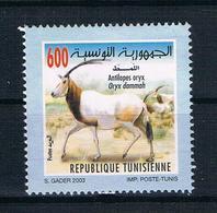 Tunesien 2003 Tiere Mi.Nr. 1575 Ungestempelt - Tunisia
