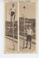 CELEBRITES - SPORT - CYCLISME - VELO - NEUFCHATEAU (VOSGES )- Le Monocycliste MAURICE FAGEOT Né Le 9 Octobre 1921 - Sportifs