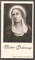 DP. E.PATER LEO PAVY ° AUDENAERDE 1842 - + BRUGGE 1927 - Religion & Esotérisme