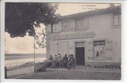 LA TRUCHERE - EGLEMME AUBERGISTE - ANIMATION - 29.10.08 - Francia
