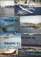 Lot De 20 CPM Thème AVION Avions - Toutes Différentes - Flugzeuge