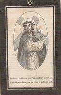 DP. GEBROEDERS DESCHEEMAEKER ° INGELMUNSTER  - + 1872 - Religion & Esotérisme