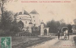 80 - DOMPIERRE SUR AUTHIE - Les Tours De Dompierre Sur Authie - France