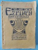 """02 - Het """"ezelken"""" Was Niet Vergeten - Cyriel Buysse - 1925 - Literature"""