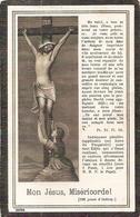 DP. JOSEPHINE SALME + AUX-HOUX 1908  -  80 ANS - Religion & Esotérisme