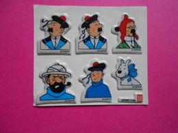 Magnets Tintin LU - Magnets