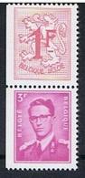 Belgie OCB 1485e (**) - 1953-1972 Glasses